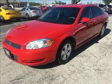 2011 Chevrolet Impala for sale in Lewisville, TX
