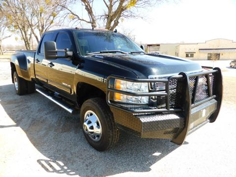 2011 Chevrolet Silverado 3500hd For Sale In Texas