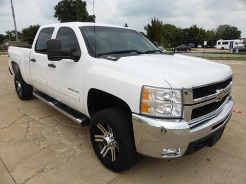 2010 Chevrolet Silverado 2500HD for sale in Lewisville, TX