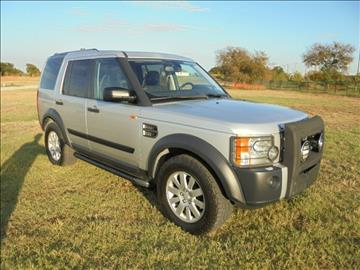 land rover lr3 for sale texas. Black Bedroom Furniture Sets. Home Design Ideas