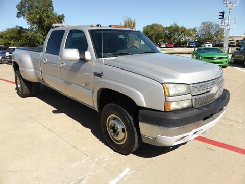 2005 Chevrolet Silverado 3500 for sale in Lewisville, TX