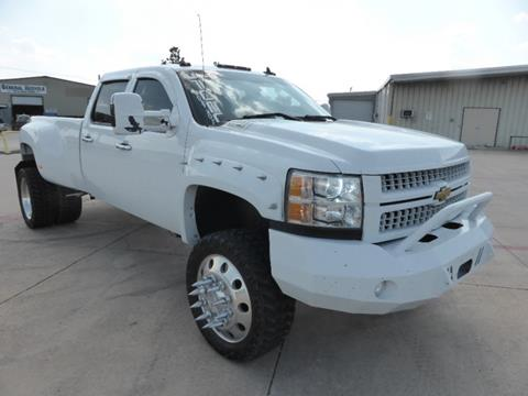 2007 Chevrolet Silverado 3500HD for sale in Lewisville, TX