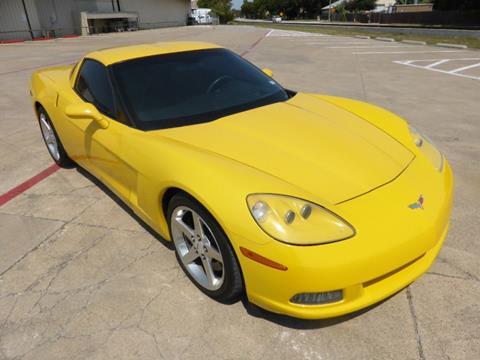 2006 Chevrolet Corvette for sale in Lewisville, TX