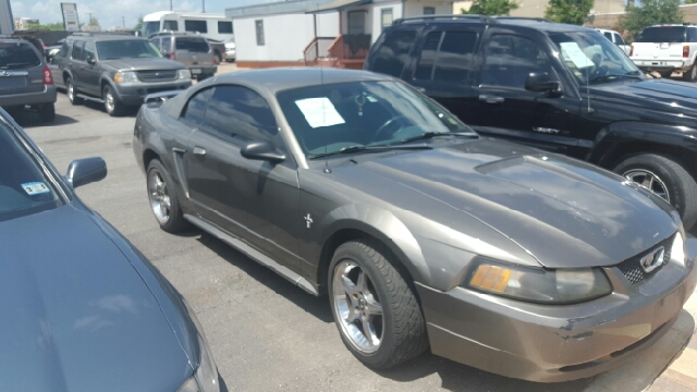 2001 Ford Mustang 2dr Coupe In San Antonio Tx Texas