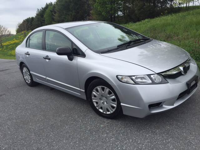 honda civic 2009 dx manual