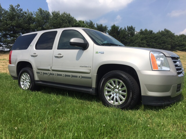2009 gmc yukon 4x4 hybrid 4dr suv in new york ny super car motors. Black Bedroom Furniture Sets. Home Design Ideas