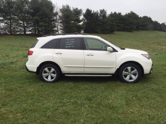 2010 acura mdx sh awd w tech 4dr suv w technology package. Black Bedroom Furniture Sets. Home Design Ideas