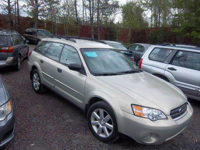2006 subaru outback awd 4dr wagon w manual in. Black Bedroom Furniture Sets. Home Design Ideas