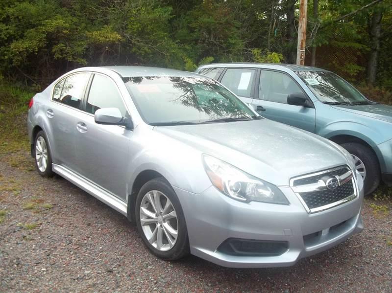 2013 Subaru Legacy Awd 25i Premium 4dr Sedan In Granville Ny