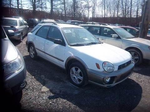 2002 Subaru Impreza for sale in Granville, NY