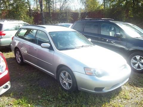 2005 Subaru Legacy for sale in Granville, NY