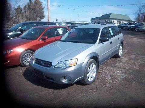 2007 Subaru Outback for sale in Granville, NY