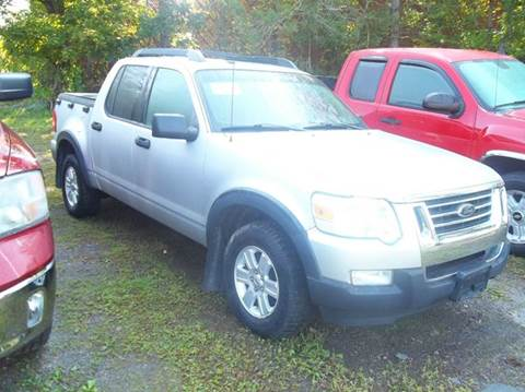 2009 Ford Explorer Sport Trac for sale in Granville, NY