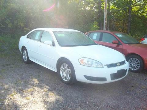 2010 Chevrolet Impala for sale in Granville, NY