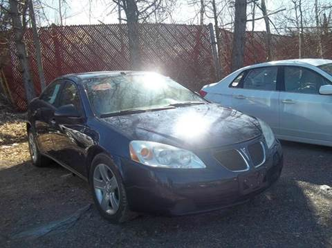 2009 Pontiac G6 for sale in Granville, NY