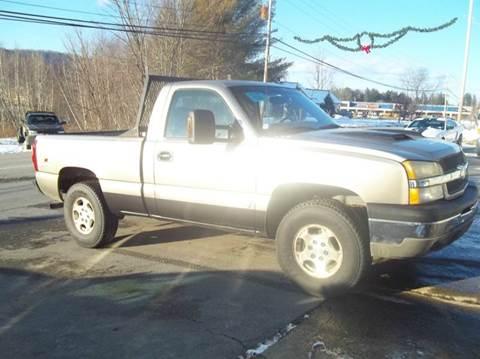 2003 Chevrolet Silverado 1500 for sale in Granville, NY