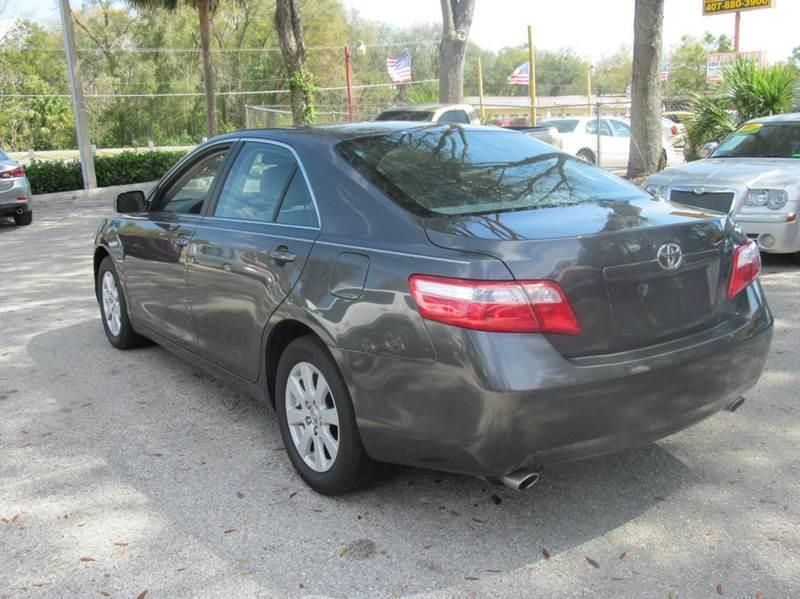 2008 toyota camry xle v6 4dr sedan 6a in orlando fl motor car concepts 2. Black Bedroom Furniture Sets. Home Design Ideas