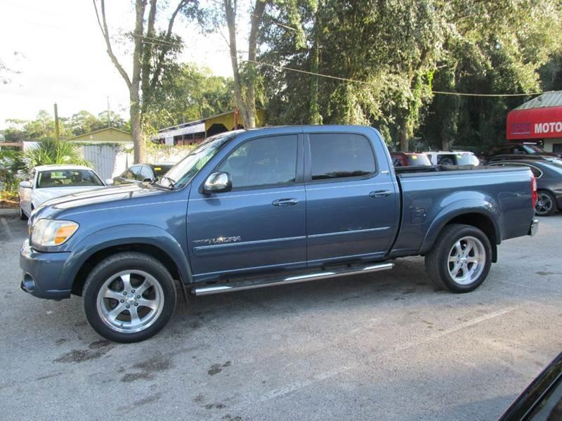 2006 toyota tundra sr5 4dr double cab sb 4 7l v8 5a in for Motor car concepts orlando fl
