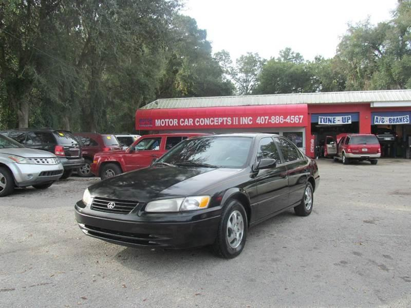 1998 toyota camry le 4dr sedan in orlando fl motor car
