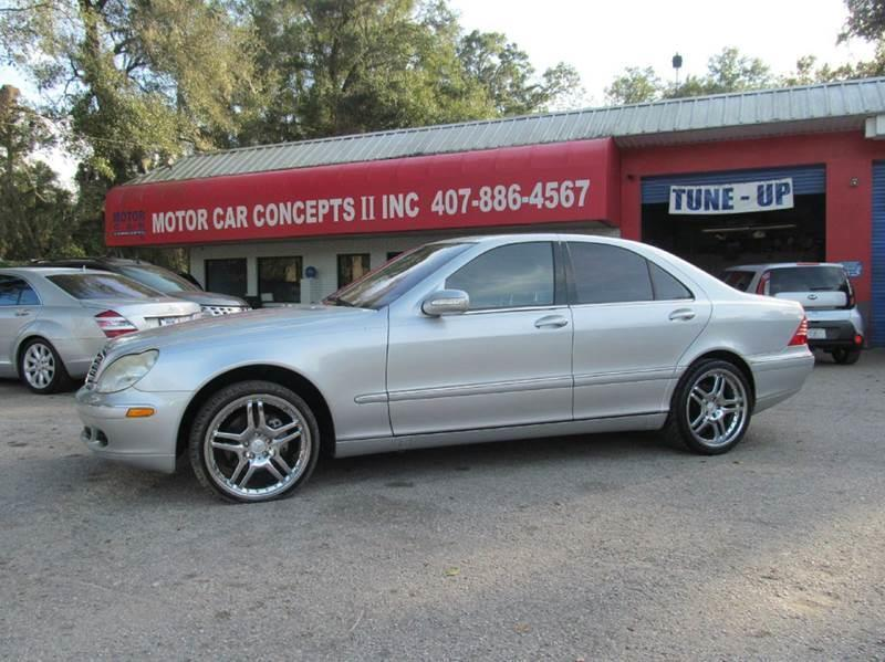 2006 mercedes benz s class s350 4dr sedan in orlando fl for Mercedes benz south orlando