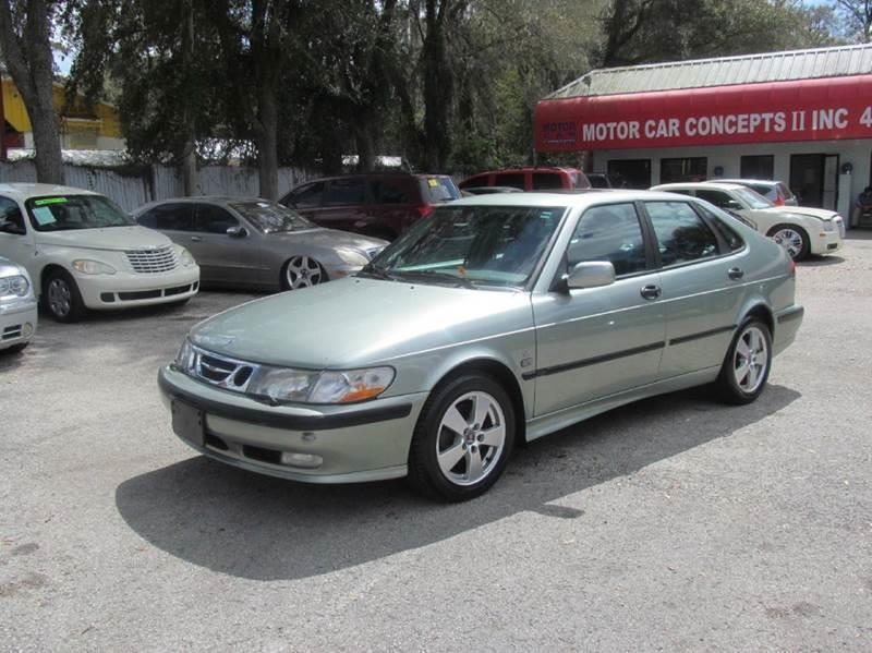2002 saab 9 3 4dr se turbo hatchback in orlando fl motor