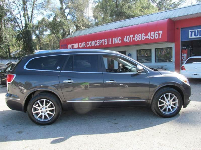 2015 buick enclave awd leather 4dr suv in orlando fl for Motor car concepts orlando fl