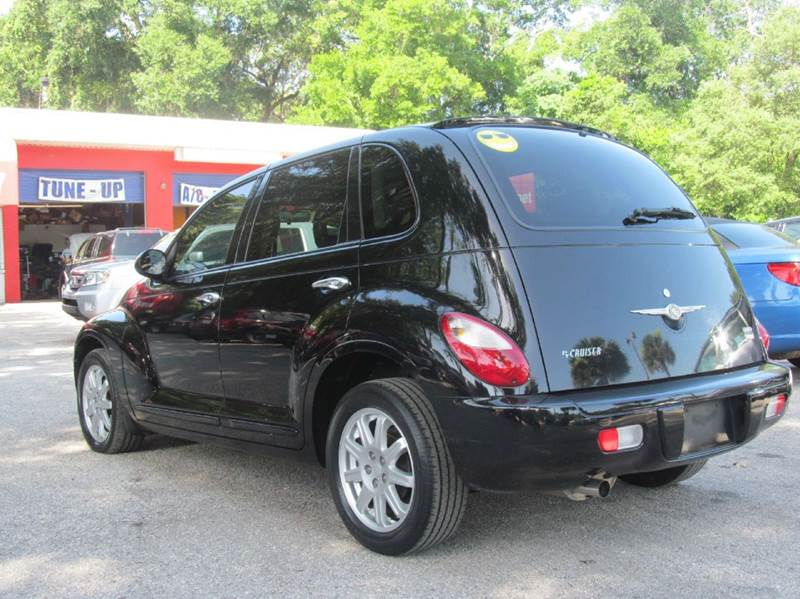 2007 chrysler pt cruiser limited 4dr wagon in orlando fl for Motor car concepts orlando fl