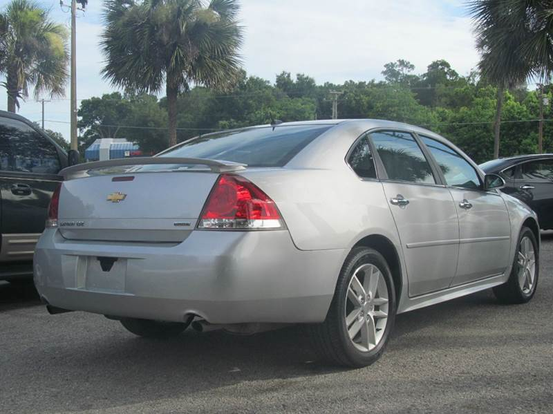 2015 chevrolet impala limited ltz fleet 4dr sedan in for Motor car concepts orlando fl