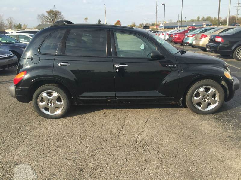 Chrysler for sale in lapeer mi for Thompson motors lapeer mi