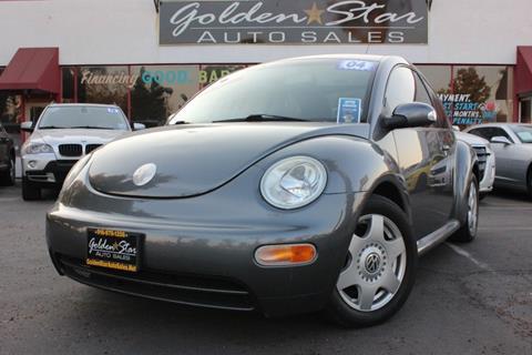 2004 Volkswagen New Beetle for sale in Sacramento, CA