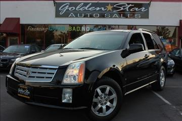 2007 Cadillac SRX for sale in Sacramento, CA