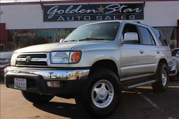 1999 Toyota 4Runner for sale in Sacramento, CA