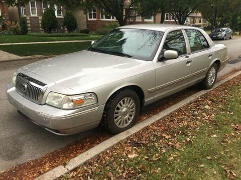 2006 Mercury Grand Marquis for sale in Chicago, IL