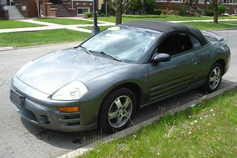 2003 Mitsubishi Eclipse Spyder for sale in Chicago, IL