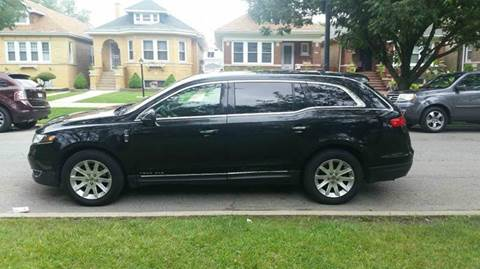 2013 Lincoln MKT Town Car for sale in Chicago, IL
