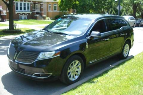 2014 Lincoln MKT Town Car for sale in Chicago, IL