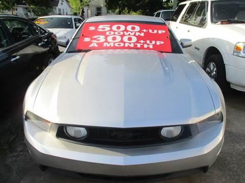Ford mustang for sale south houston tx for Mega motors houston tx