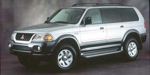 2000 Mitsubishi Montero Sport for sale in Bridgeton, NJ