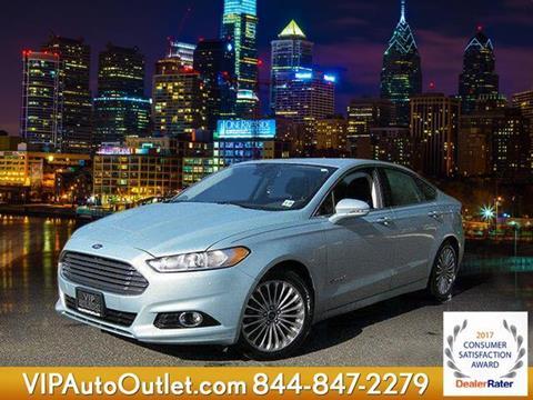 2014 Ford Fusion Hybrid for sale in Bridgeton, NJ