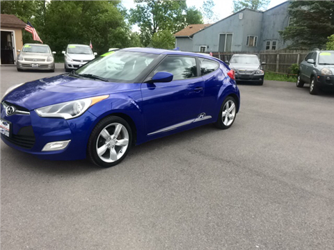 Hyundai Veloster For Sale In Amsterdam Ny Carsforsale Com