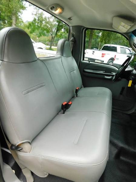 2006 Ford F-250 Super Duty XL 2dr Regular Cab LB - Ponchatoula LA