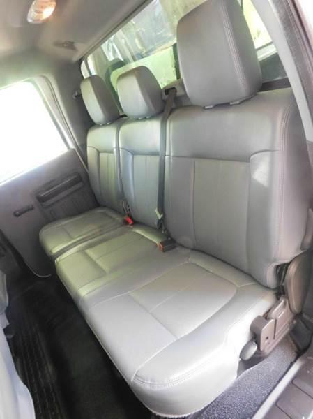 2013 Ford F-250 Super Duty 4x2 XL 4dr Crew Cab 8 ft. LB Pickup - Ponchatoula LA