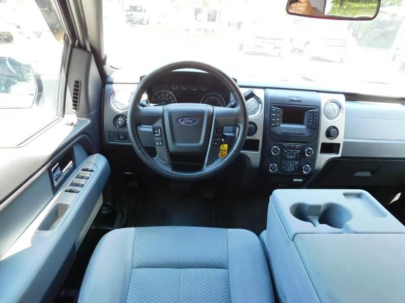 2013 Ford F-150 4x4 XLT 4dr SuperCrew Styleside 5.5 ft. SB - Ponchatoula LA