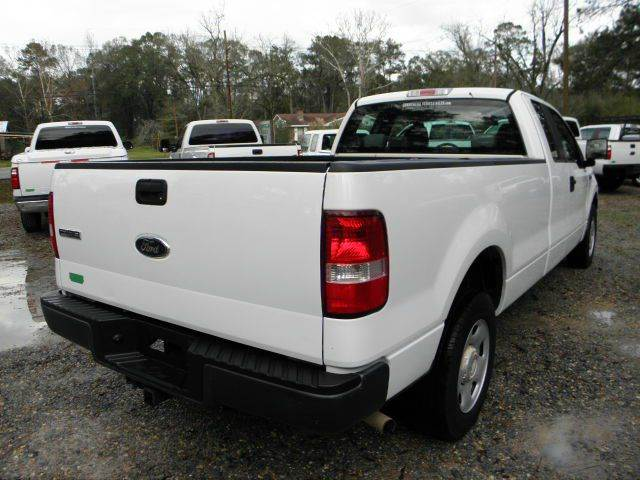 2007 ford f 150 xl 4dr supercab styleside 8 ft lb w. Black Bedroom Furniture Sets. Home Design Ideas