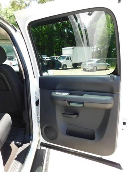 2010 Chevrolet Silverado 1500 4x2 LT 4dr Crew Cab 5.8 ft. SB - Ponchatoula LA
