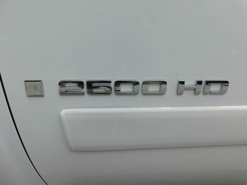 2008 Chevrolet Silverado 2500HD 2WD LT2 4dr Crew Cab SB - Ponchatoula LA