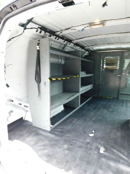 2008 Chevrolet Express Cargo 2500 3dr Cargo Van - Ponchatoula LA
