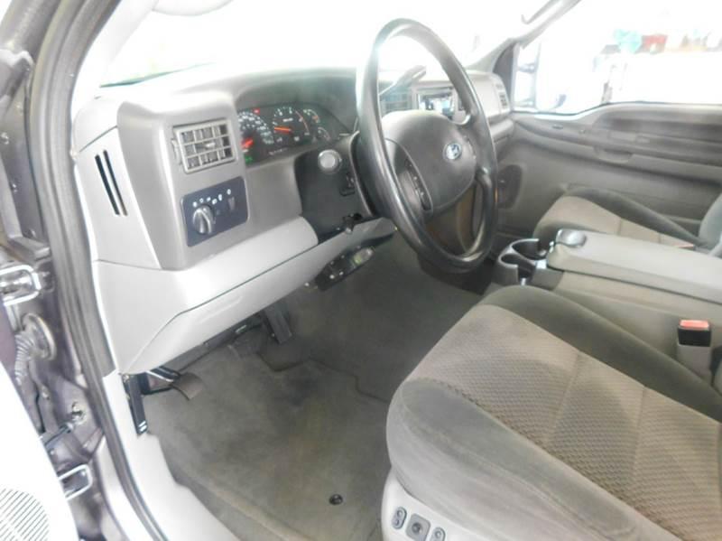 2003 Ford F-250 Super Duty 4dr Crew Cab XLT 4WD SB - Ponchatoula LA