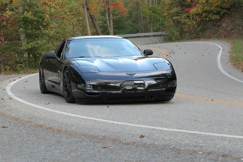 2004 Chevrolet Corvette 2dr Coupe - Ponchatoula LA