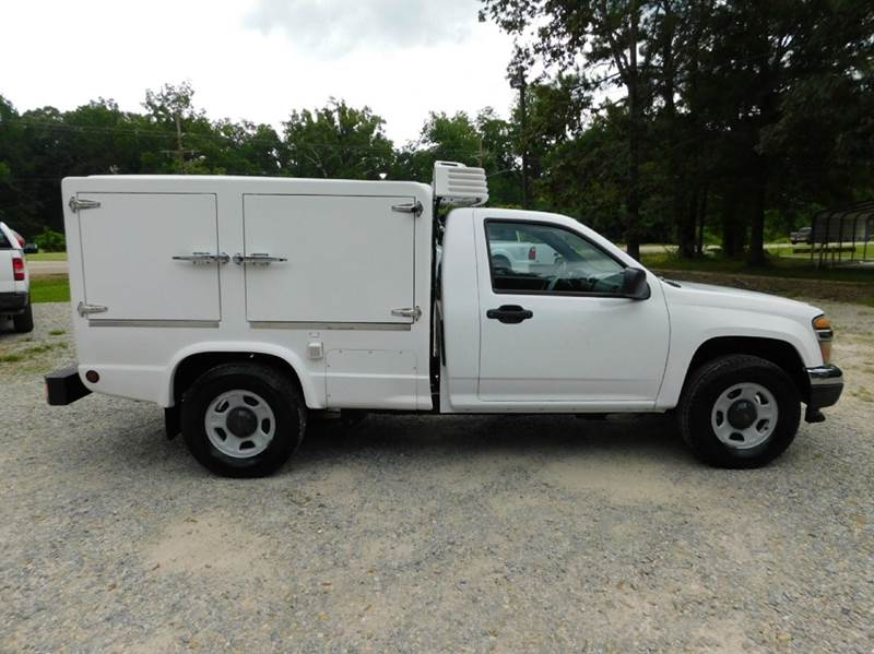 2010 Chevrolet Colorado 4x2 Work Truck 2dr Regular Cab Chassis - Ponchatoula LA